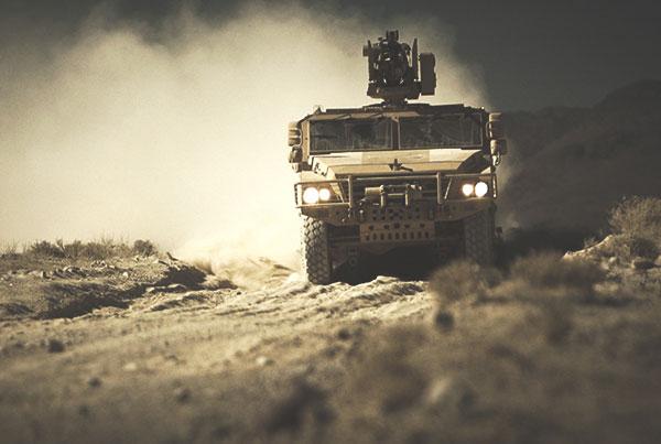 Sherpa Platform | Mack Truck