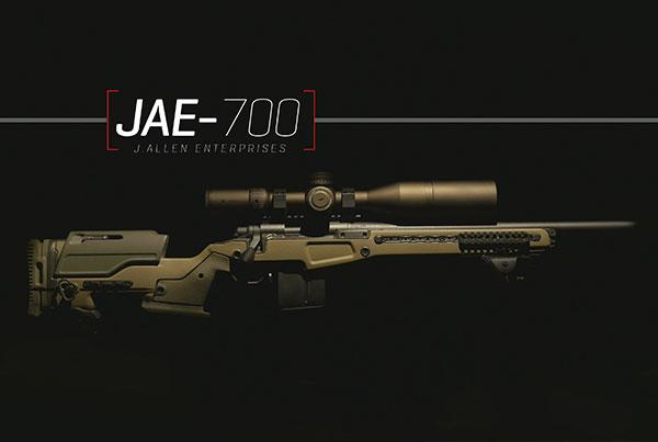 JAE-700 Rifle System